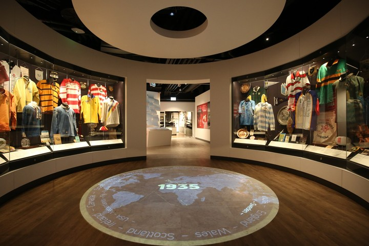 Venue feature - World Rugby Museum