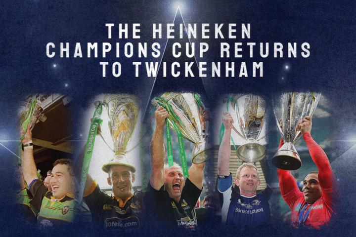 Twickenham Stadium to host 2021 EPCR finals