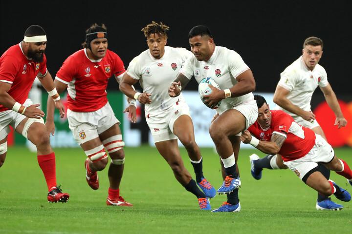 England to play Tonga in November