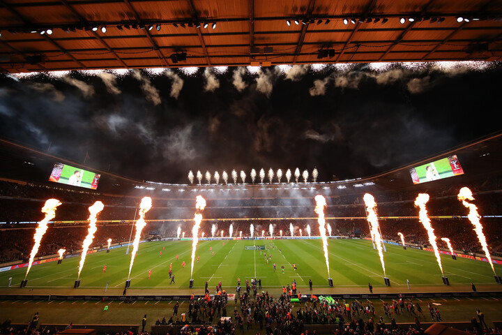 The Big Game is back at Twickenham