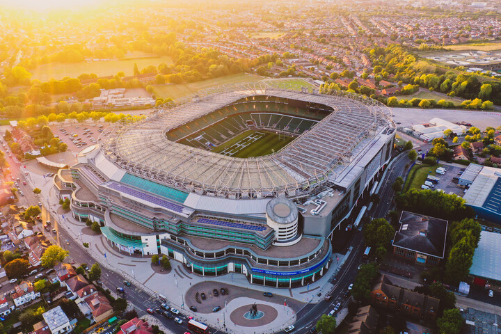 The History of Twickenham Stadium