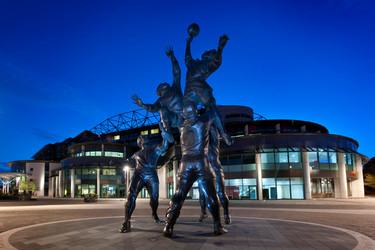 Twickenham to Partner with Stress Matters