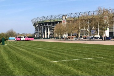 Twickenham Stadium unveils new outdoor space