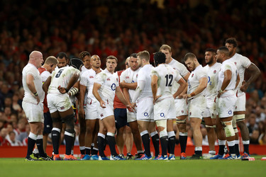 ENGLAND MEN'S TEAM TO FACE IRELAND