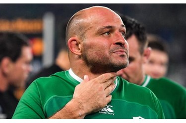 Rory Best: Former Ireland hooker to captain Barbarians at Twickenham