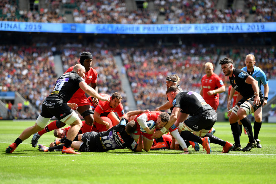 Gallagher Premiership Rugby Final 2020