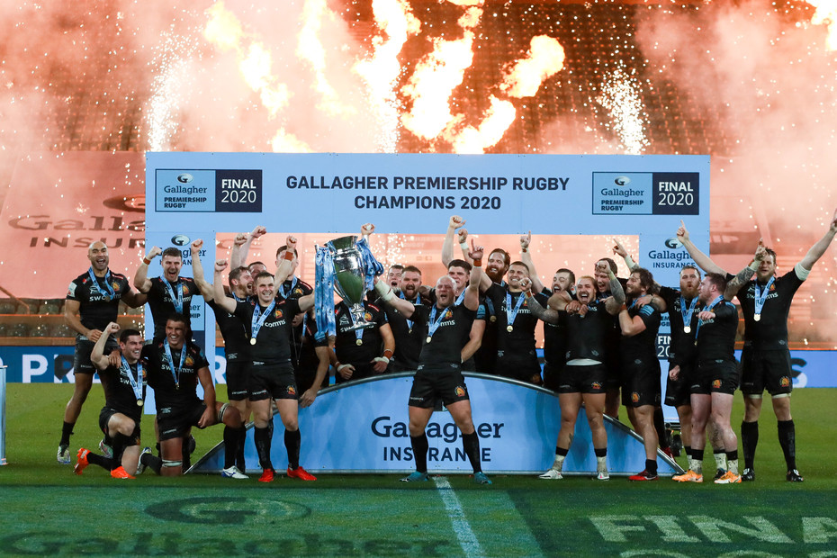 Gallagher Premiership Rugby Final 2021