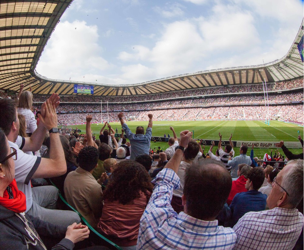 Plan your visit to Twickenham Stadium