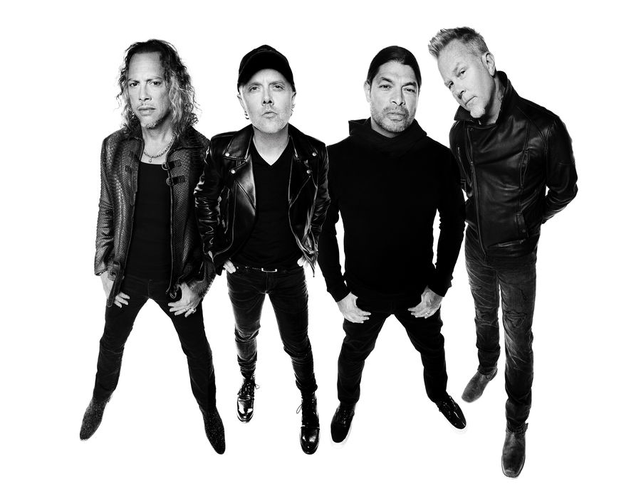 Metallica WorldWired Tour