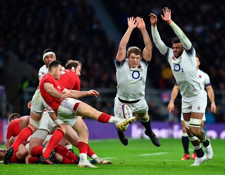 ad32a6006ca Sunday 23 February - England v Ireland · Saturday 7 March - England v Wales