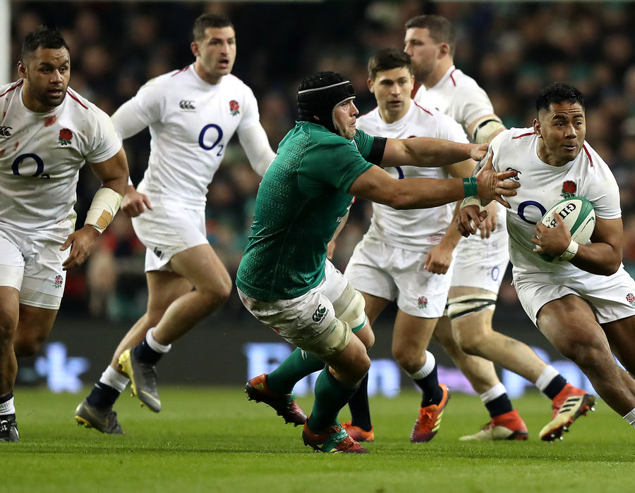 5bf5bce8ef2 Guinness Six Nations 2020 - England v Ireland