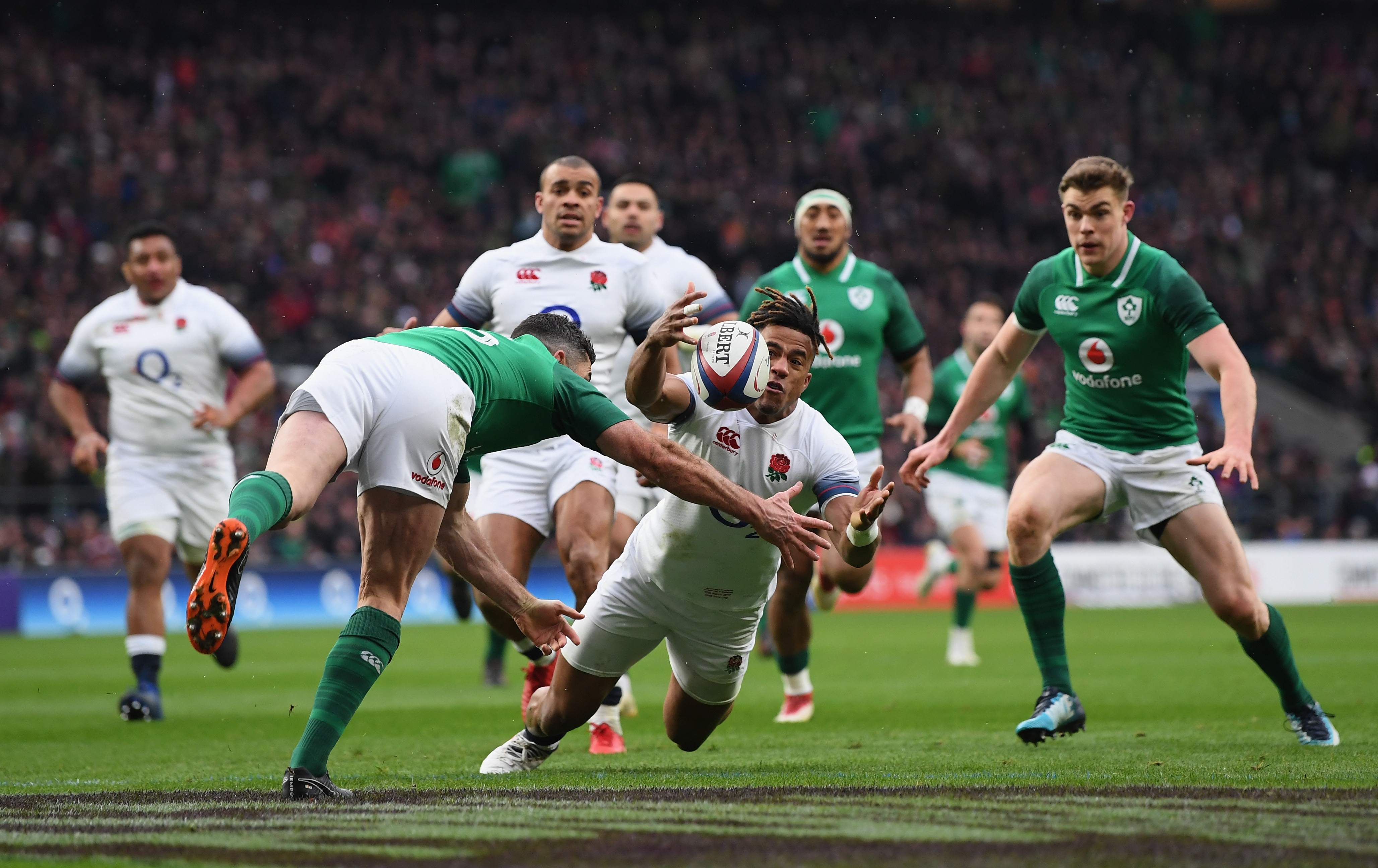 england ireland rugby results