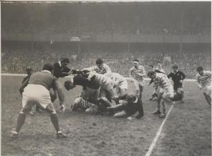 Varsity Match, 1967