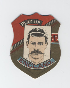 Andrew Ernest Stoddart Baines Card
