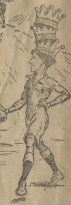 1914 Triple Crown Illustration