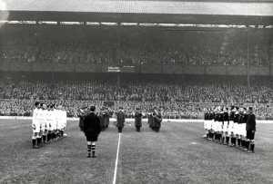 16. England XV v Scotland XV Victory International 1946 small
