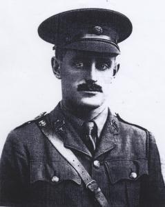 Lt. Ronald William Poulton Palmer- Royal Berkshire Regiment