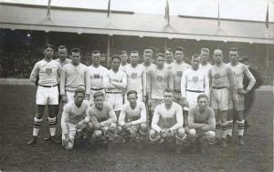 1924 USA Olympic side