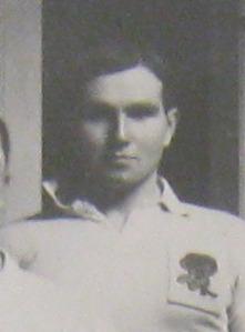 Harry Alexander (v Ireland), 1902