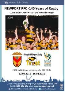 Newport RFC poster
