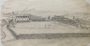 Rodney Parade 19th century