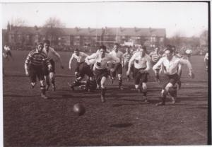 Glo'shire v Leicester 1921 001