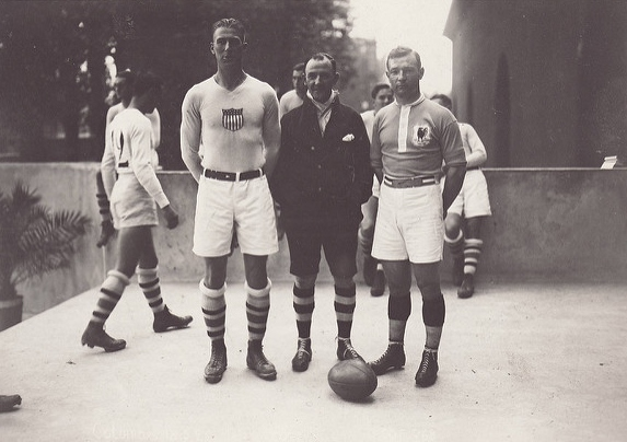 Rugby Olympic Games 1924