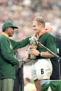 Nelson Mandela 1995