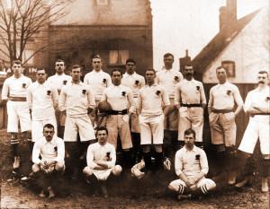 1900-01-06 England team v Wales