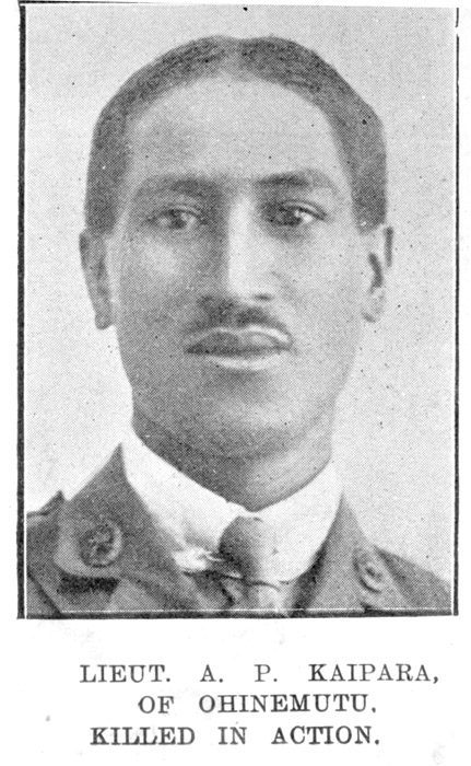 Kaipara portrait, Auckland Weekly News 1917 - No known copyright restrictions