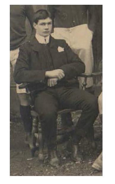 ARTHUR JAMES WILSON