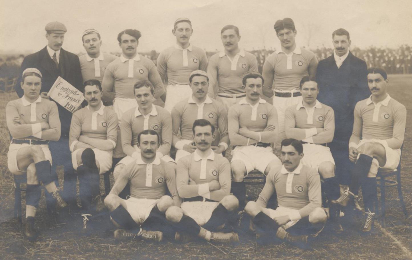 1911 France team