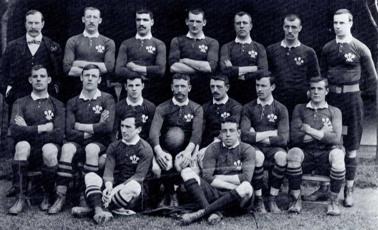 Wales 1899