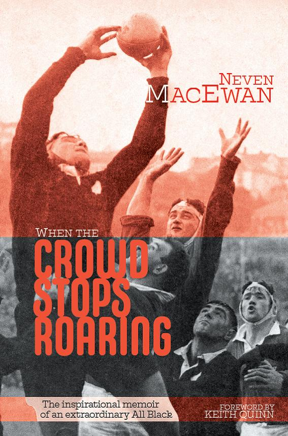When The Crowd Stops Roaring by Nevan MacEwan