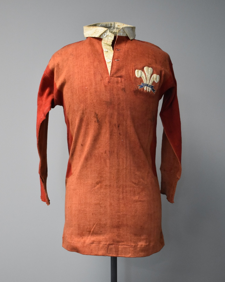 Wales jersey