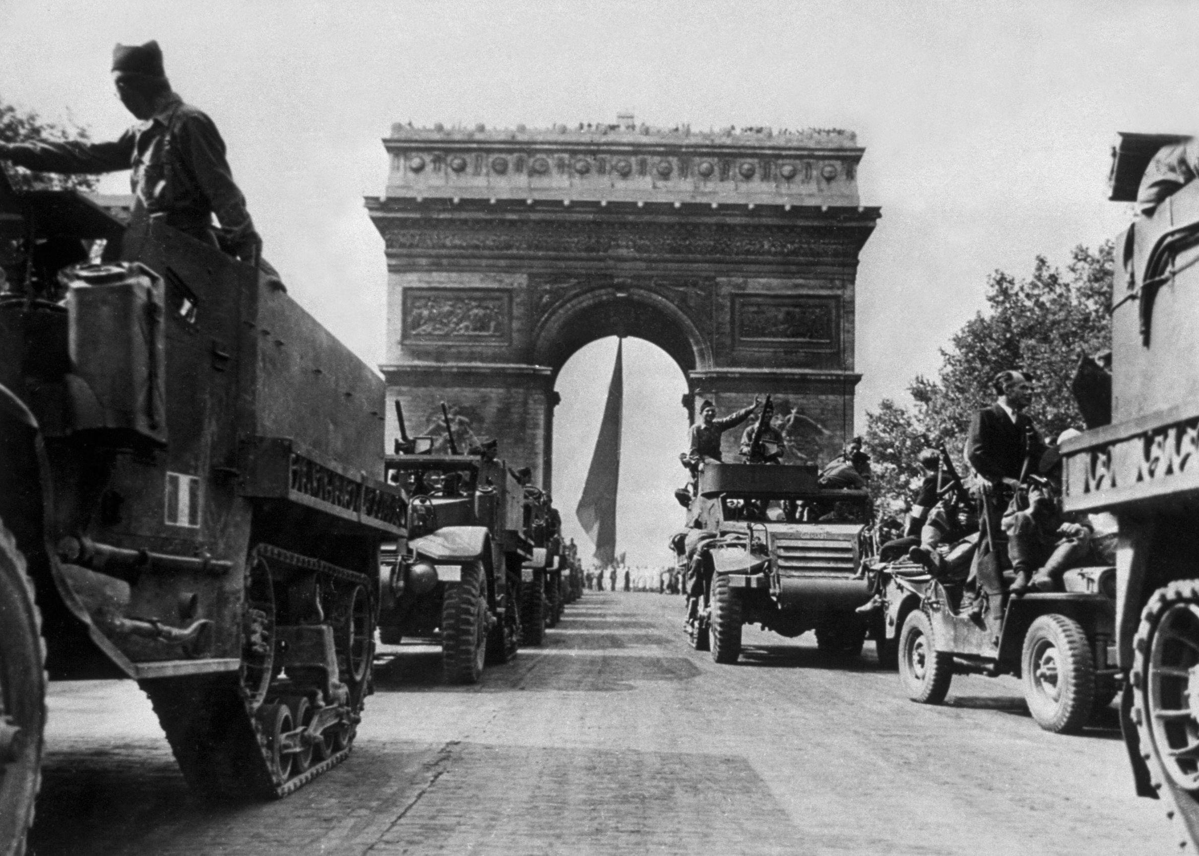Triomphe Celebration