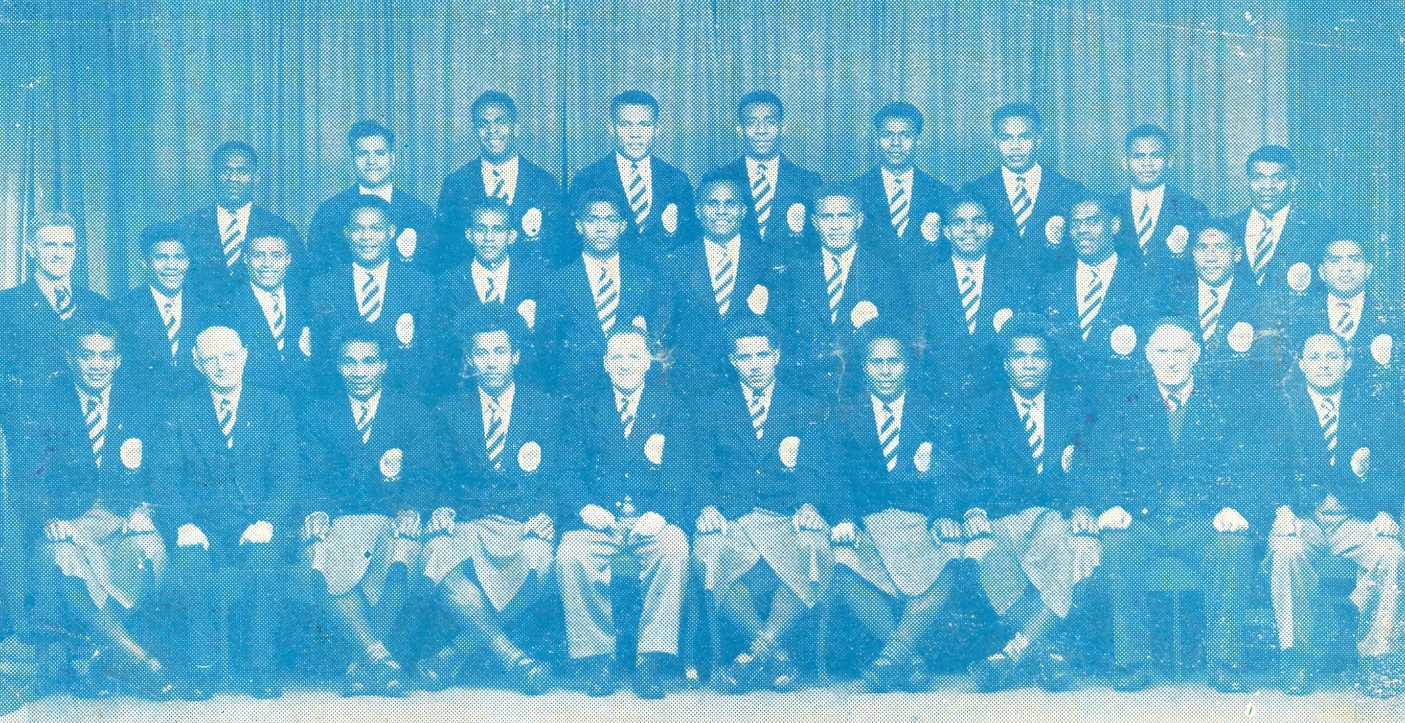 Fiji team, 1951
