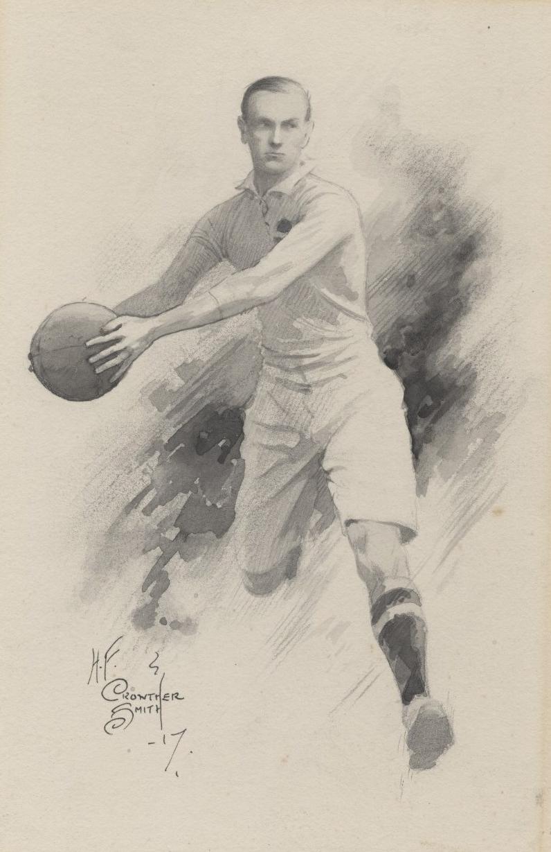 Ronnie Poulton-Palmer