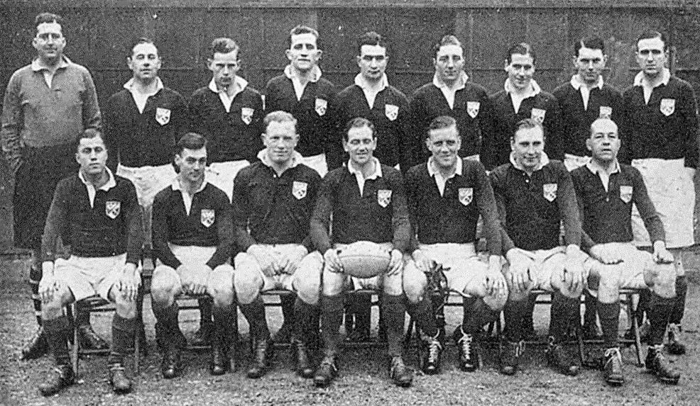 35 Scotland & Ireland1939