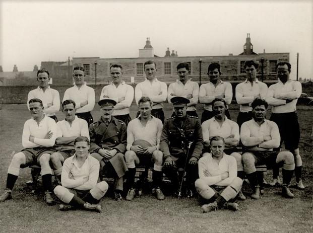 43 Wooller Military Team 1939
