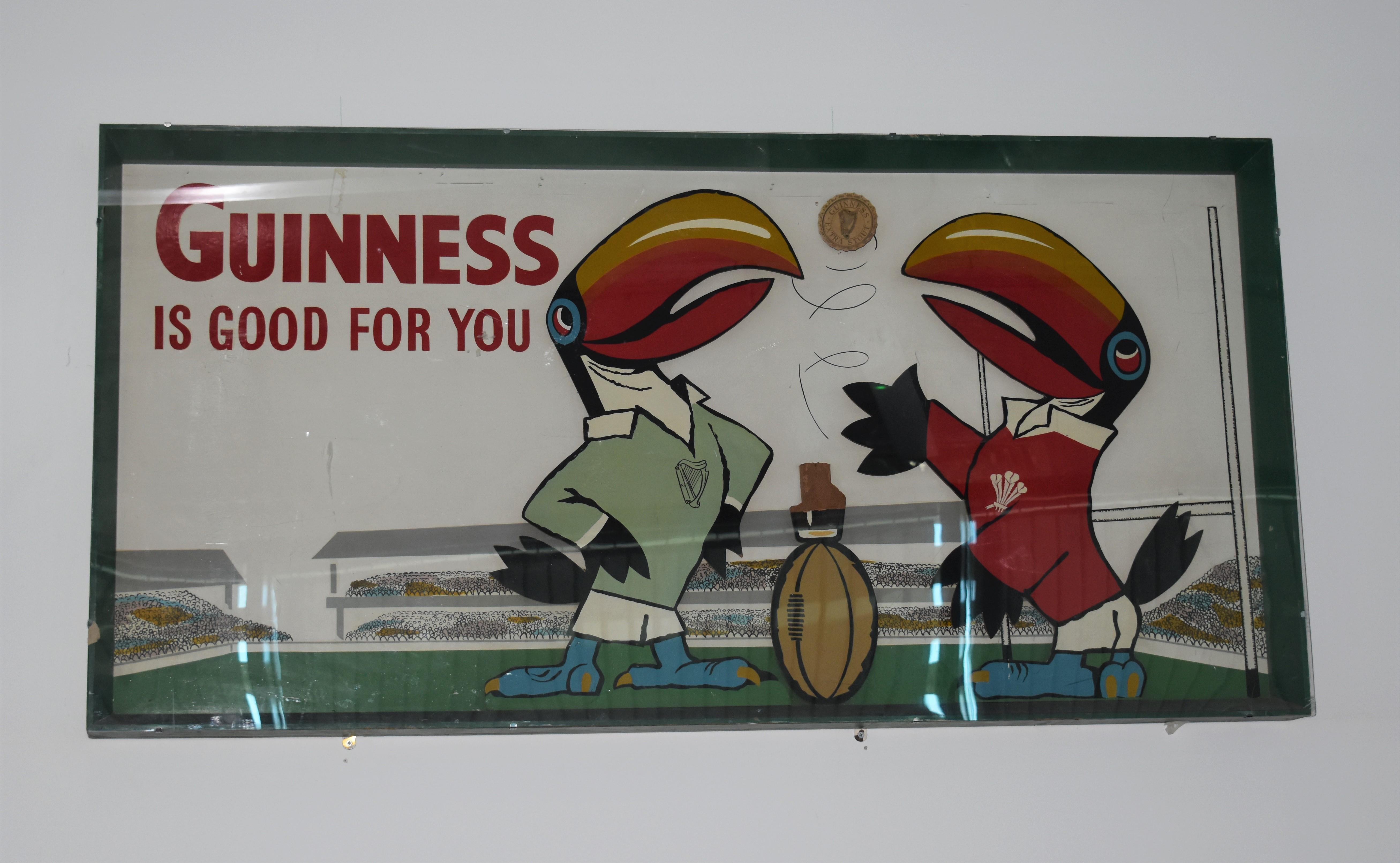 2003-479 Guinness Sign