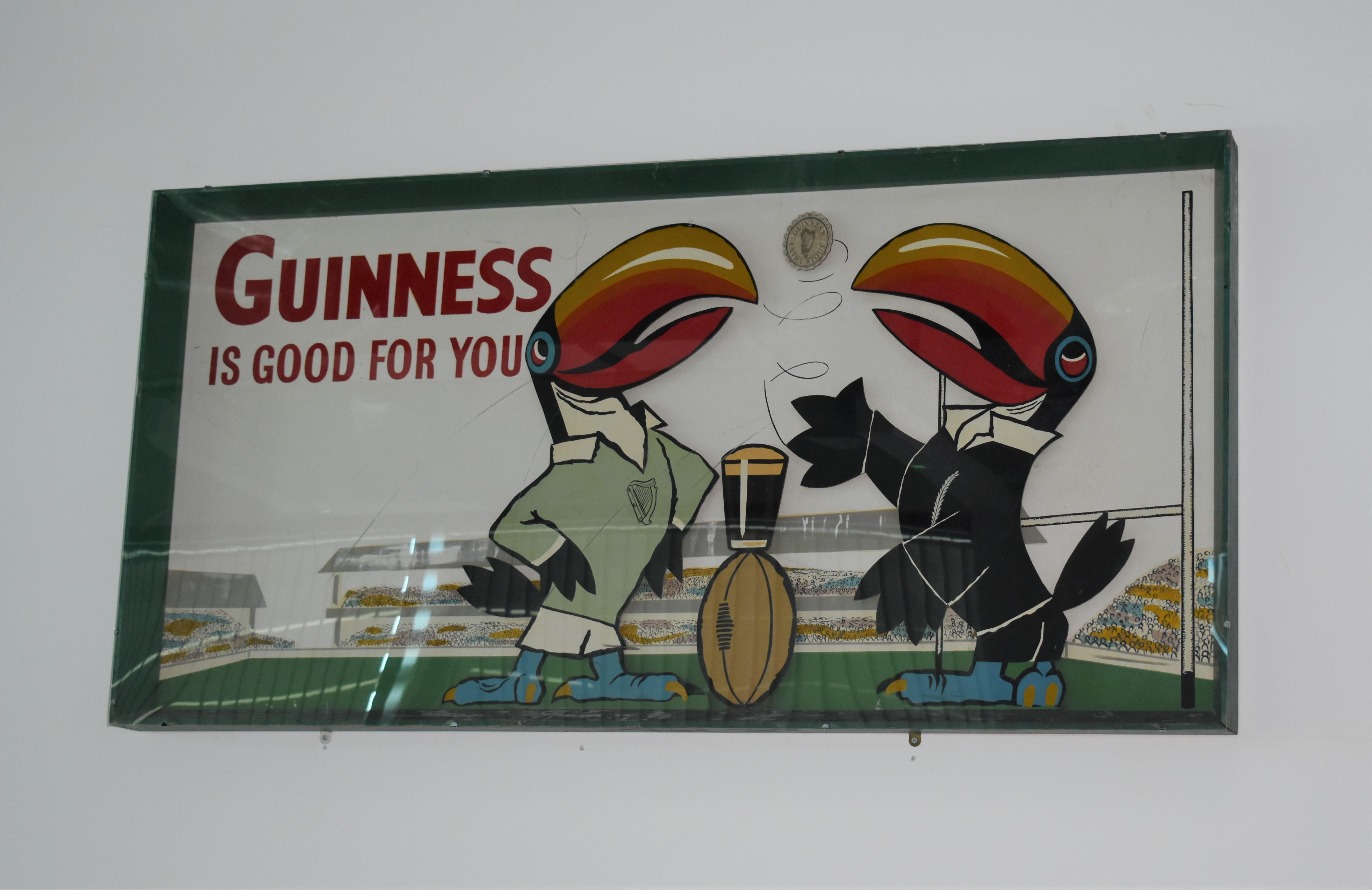2003-478 Guinness Sign