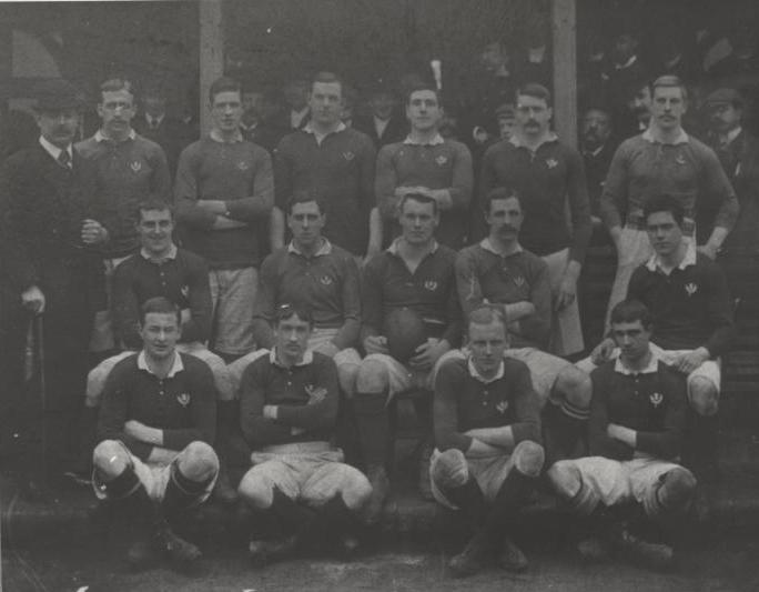 Scotland 1899 2008-3041