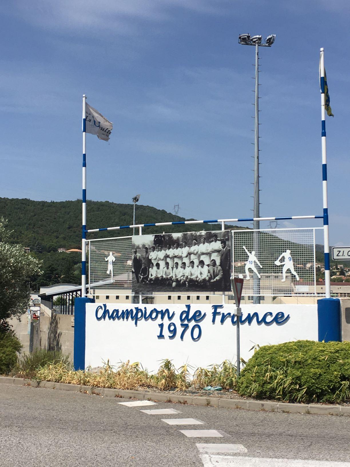 La Voulte Rugby Club 1970 (4)