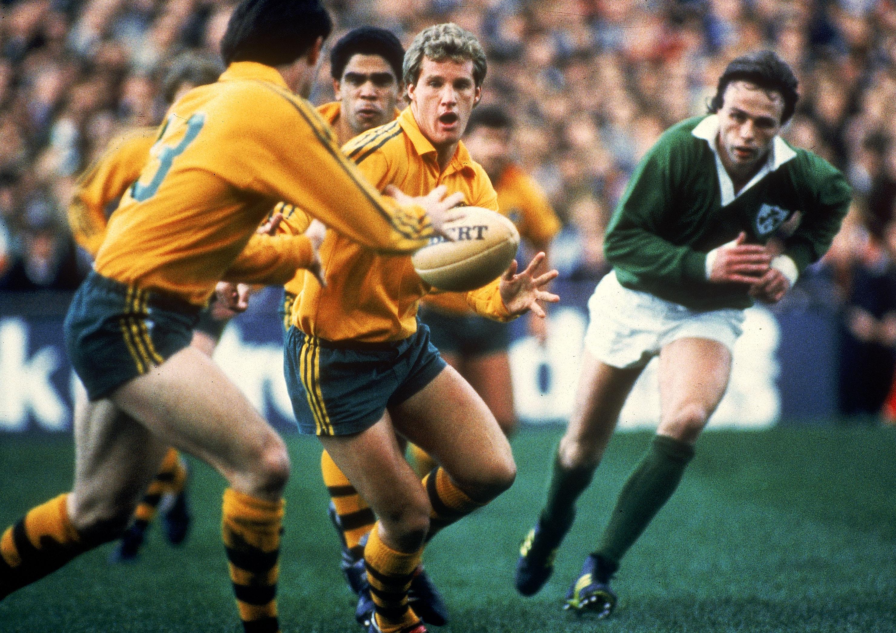 Rugby Union - Ireland v Australia