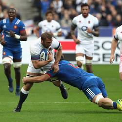 England v France Screening