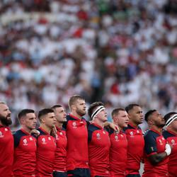 England v New Zealand Semi-Final